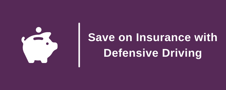 Defensive Driving Insurance Discount