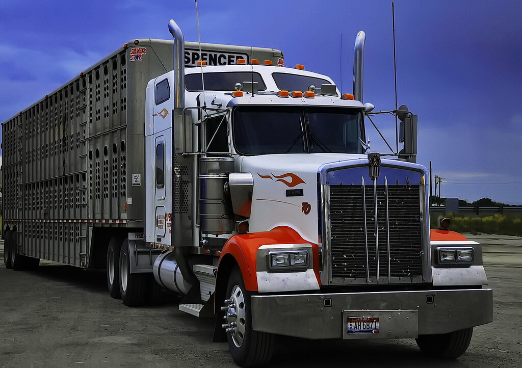 14 Tips for Driving Around 18 Wheelers