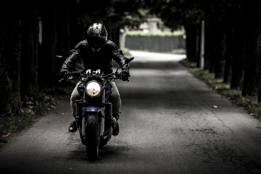 Share the Road Motorcycle