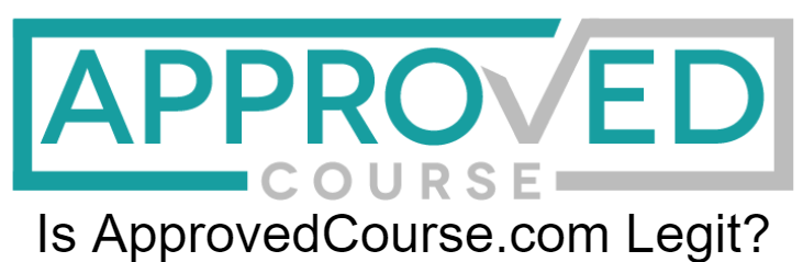 Is ApprovedCourse.com Legit?