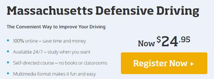 Boston Defensive Driving Online