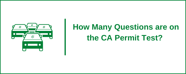 How Many Questions Are on the California Permit Test?